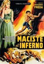 La copertina di Maciste all\'inferno (dvd)