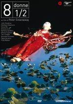 La copertina di Otto donne e 1/2 (dvd)