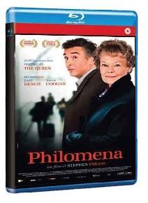 La copertina di Philomena (blu-ray)