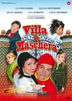 La copertina di Villa la Maschera (dvd)