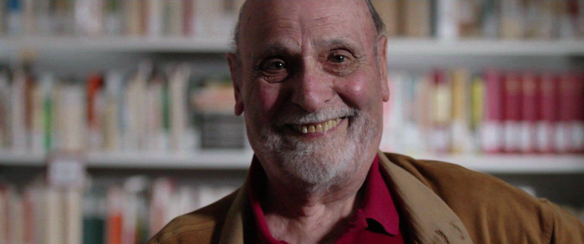 Le memoria degli ultimi: Umberto Lorenzoni in un'immagine del documentario
