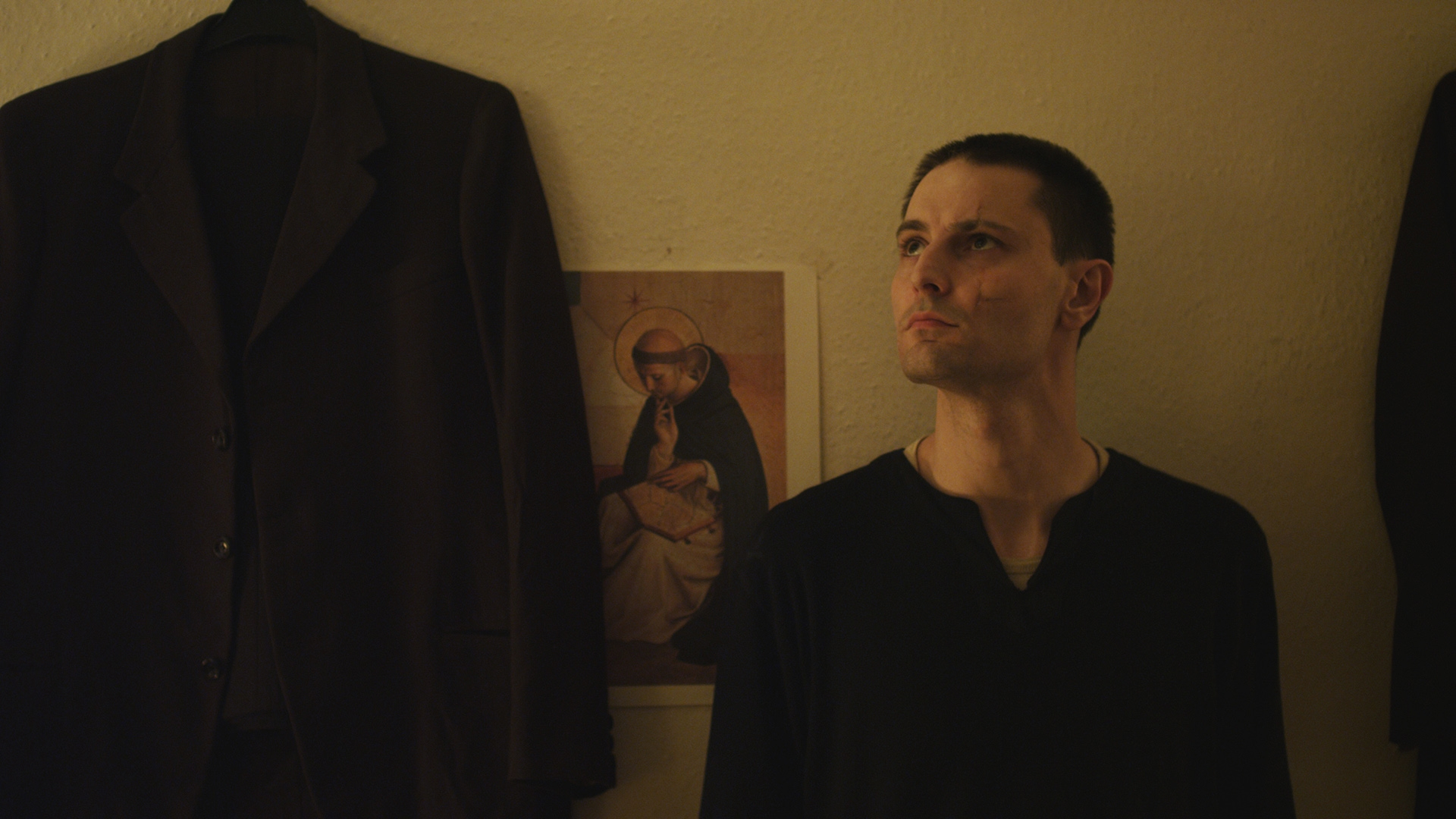 Onirica: Michal Tatarek in una scena tratta dal film