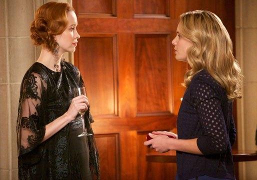 The Originals: Leah Pipes e Elyse Levesque nell'episodio The Big Uneasy