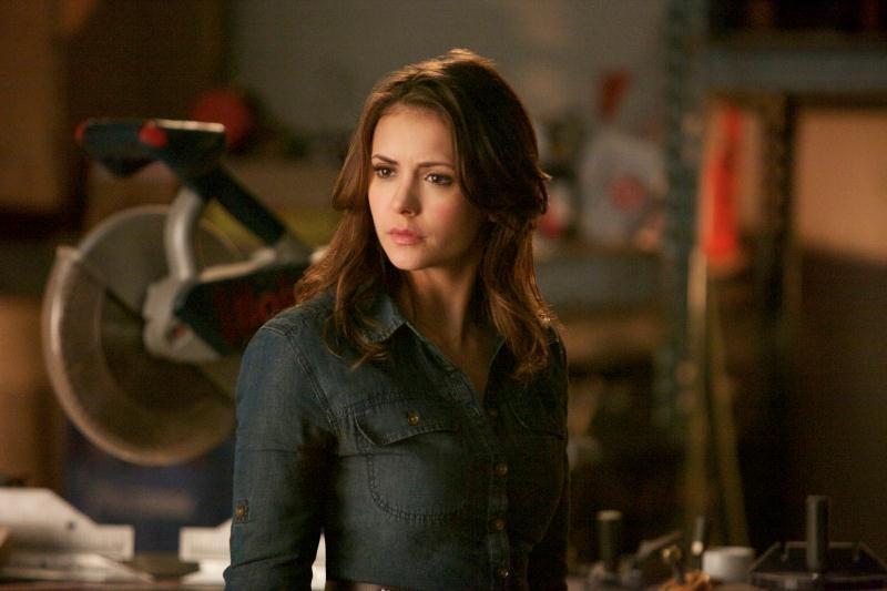 The Vampire Diaries: Nina Dobrev nell'episodio Rescue Me