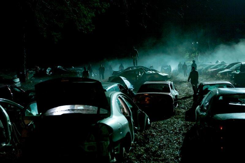 The Vampire Diaries: un momento dell'episodio Rescue Me della quinta stagione