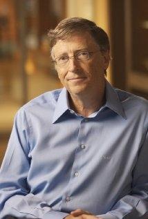 Una foto di Bill Gates