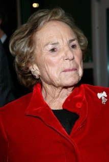 Una foto di Ethel Kennedy