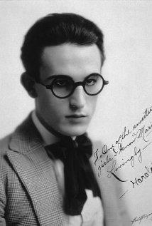 Una foto di Harold Lloyd