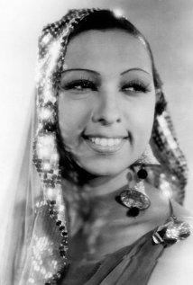 Una foto di Josephine Baker