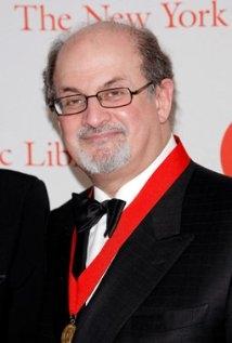 Una foto di Salman Rushdie