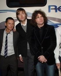 Una foto di The Killers
