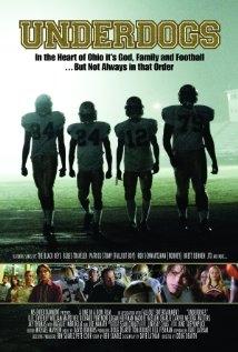 Underdogs: la locandina del film