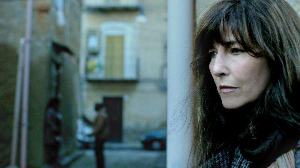 War Story: Catherine Keener nel ruolo di una fotografa di guerra in una scena del film