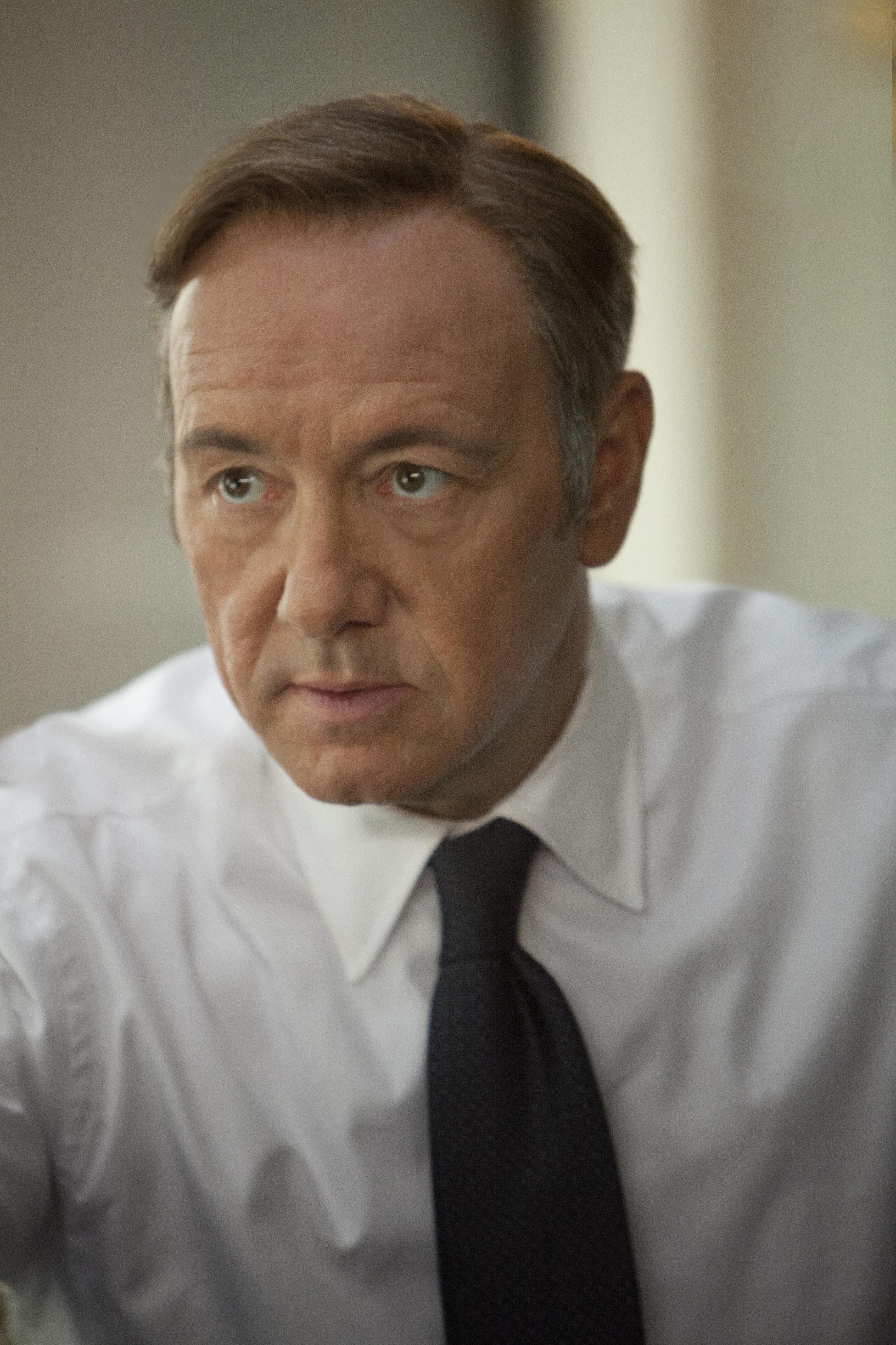 House of Cards: Kevin Spacey interpreta Francis Underwood