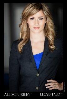 Una foto di Allison Riley