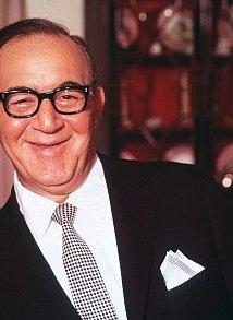 Una foto di Benny Goodman