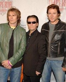 Una foto di Duran Duran