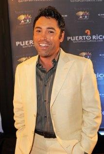 Una foto di Oscar De La Hoya