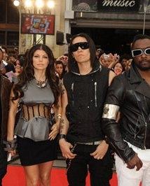 Una foto di The Black Eyed Peas