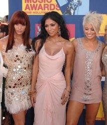 Una foto di The Pussycat Dolls