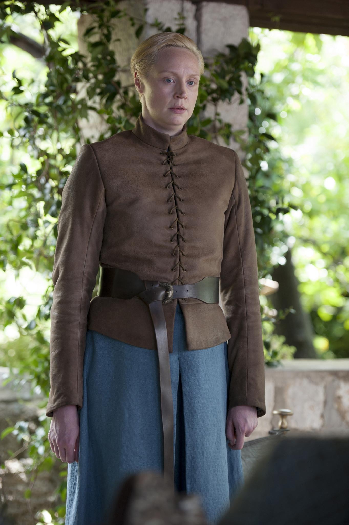 Il trono di spade: Gwendolie Christie nell'episodio Two Swords
