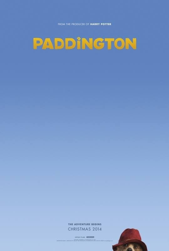 Paddington Bear: il nuovo teaser poster