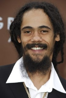 Una foto di Damian Marley