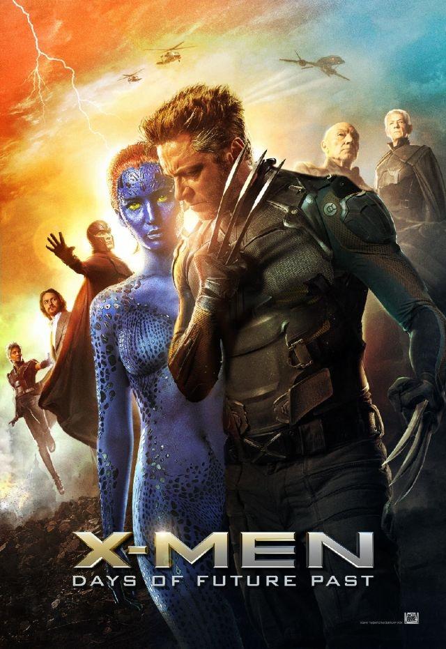 X-Men: Giorni di un futuro passato, una nuova locandina