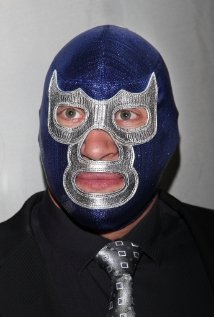 Una foto di Blue Demon Jr.