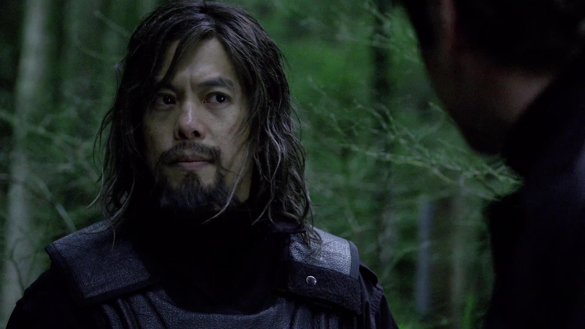 Arrow: Byron Mann nell'episodio Vertigine, della prima stagione