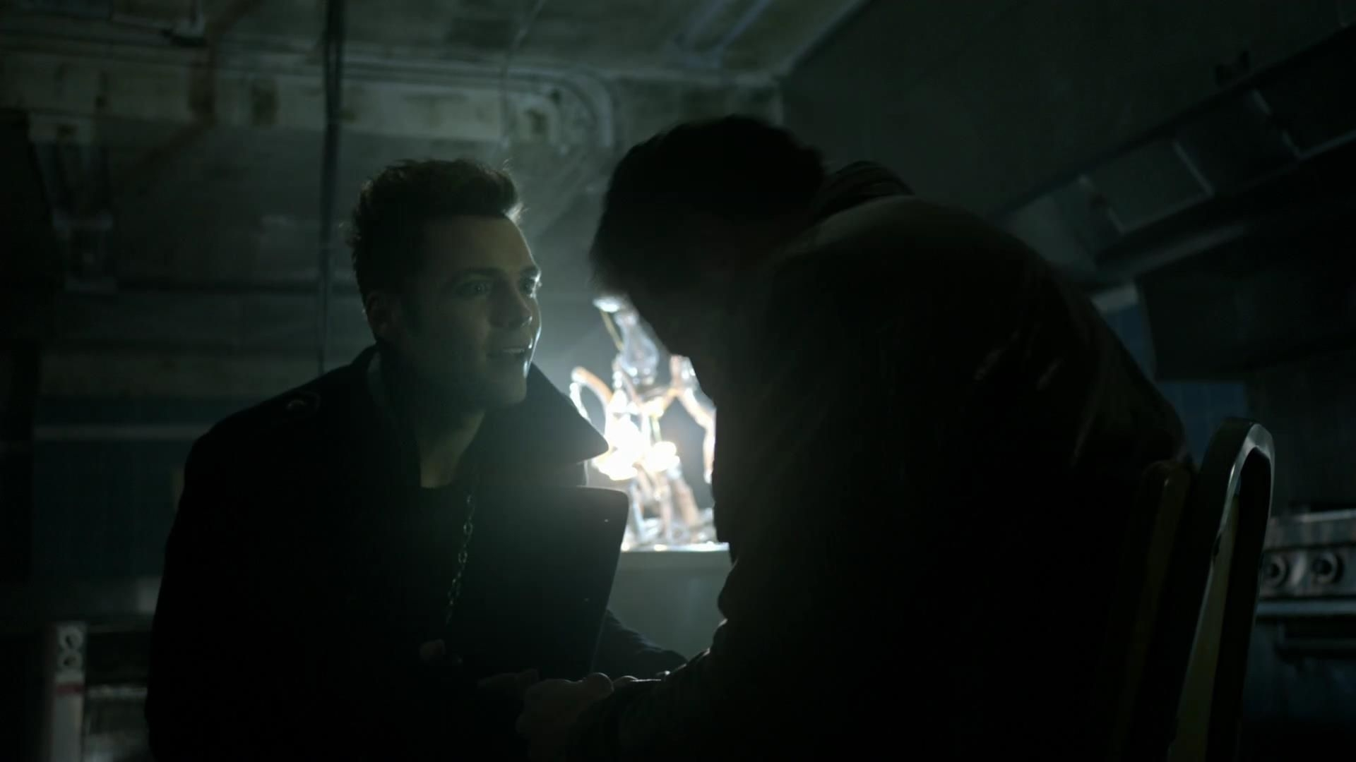 Arrow: Seth Gabel nell'episodio Vertigine della prima stagione