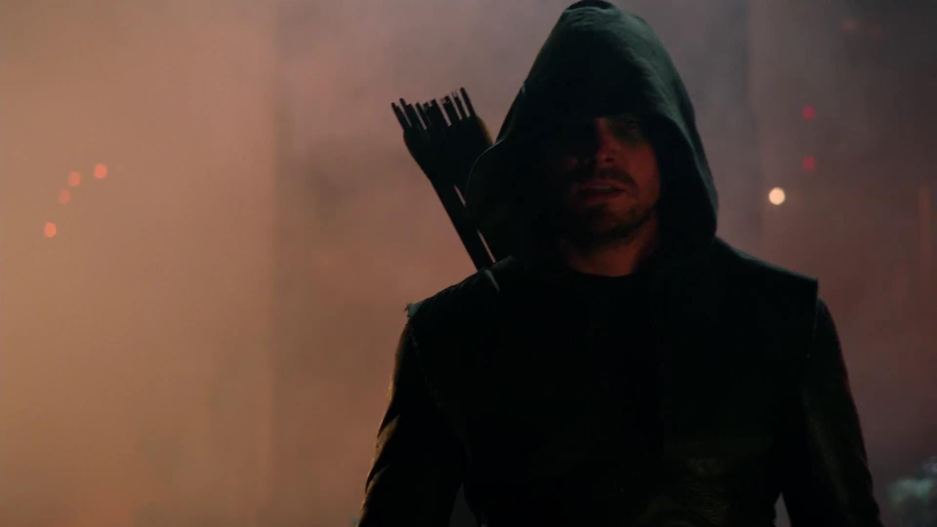 Arrow: Stephen Amell nell'episodio La prova, della prima stagione