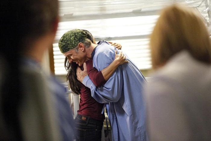 Grey's Anatomy: Patrick Fabian e Lovlee Carroll nell'episodio You Be Illin'