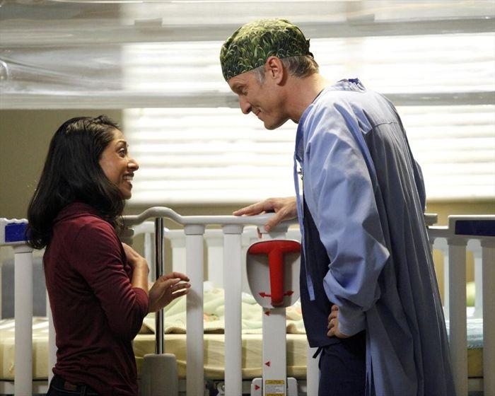 Grey's Anatomy: Patrick Fabian, Lovlee Carroll nell'episodio You Be Illin'