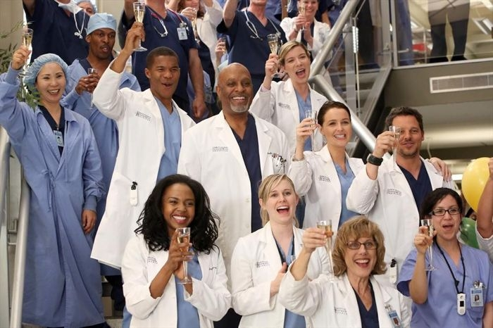 Grey's Anatomy: una scena dell'episodio I'm Winning