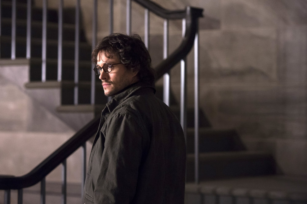 Hannibal: Hugh Dancy in una scena dell'episodio Yakimono, della seconda stagione