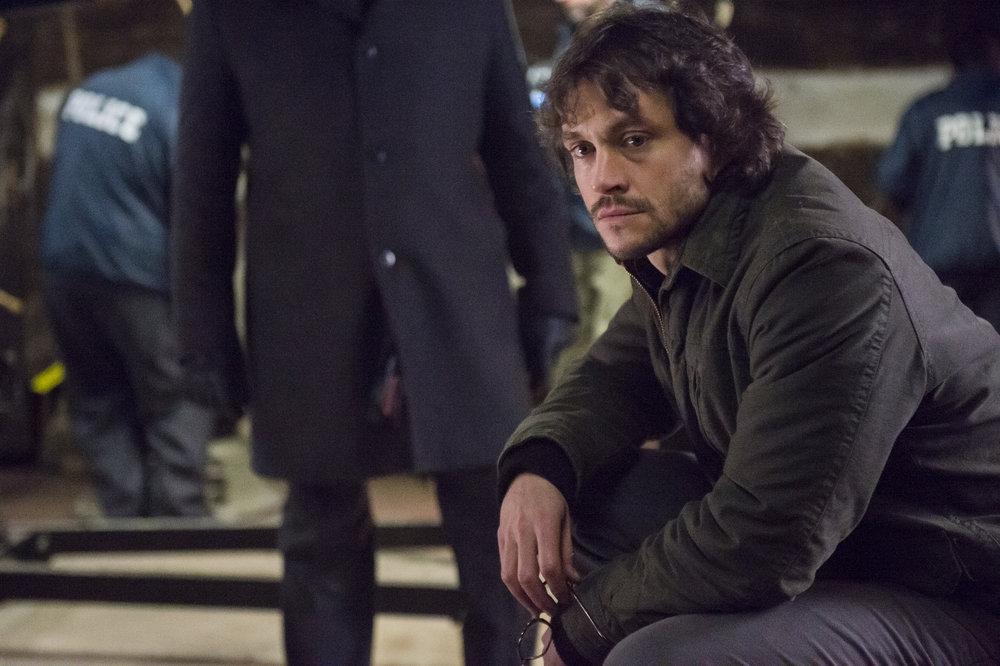 Hannibal: Hugh Dancy nell'episodio Yakimono, della seconda stagione
