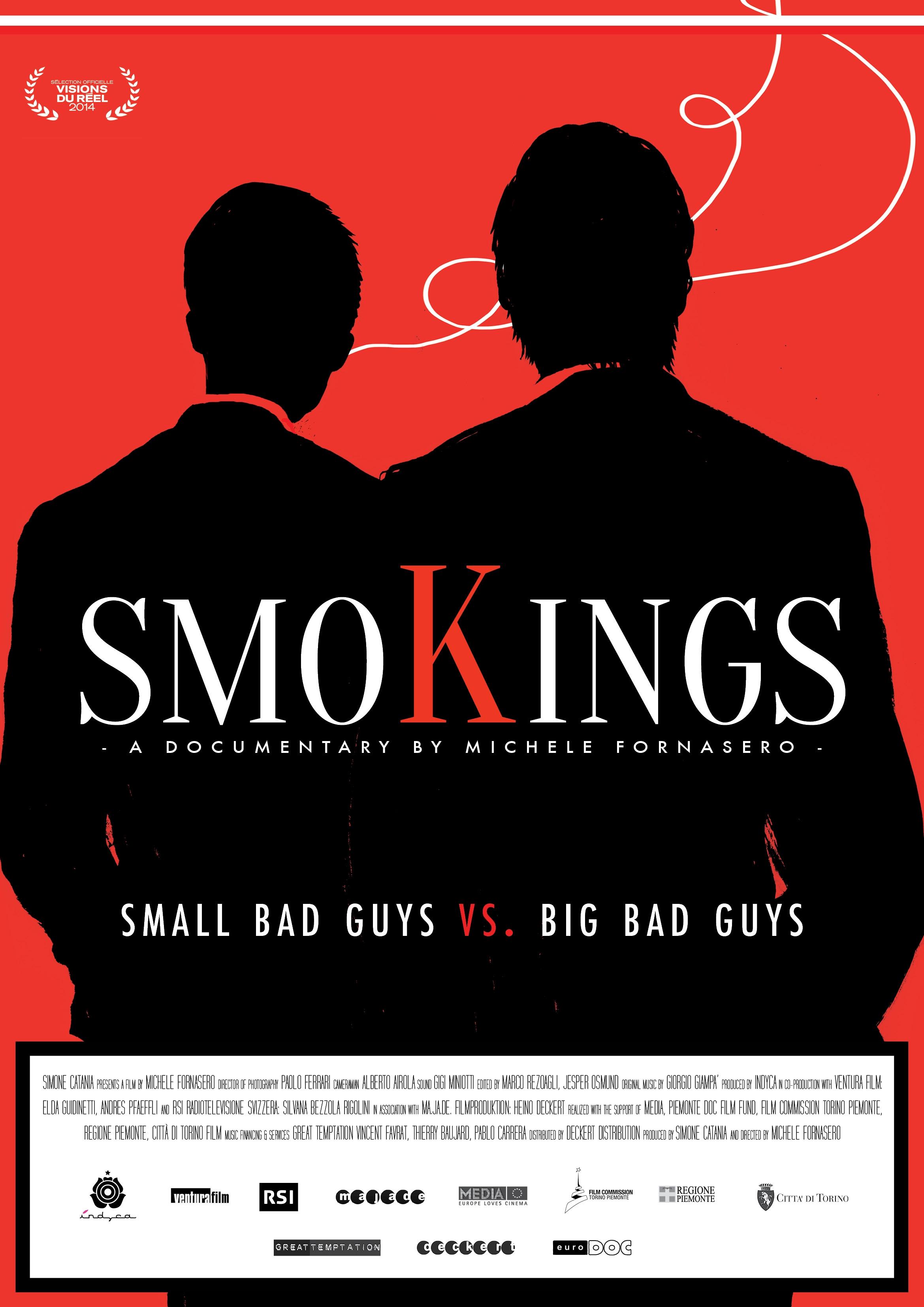SmoKings: la locandina del film