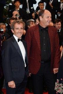 Una foto di Alain Prost