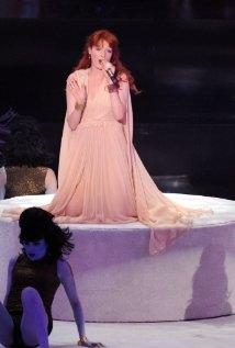 Una foto di Florence and the Machine