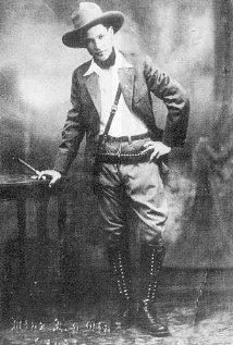 Una foto di L.D. Napier
