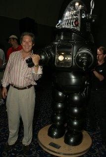 Una foto di Robby the Robot