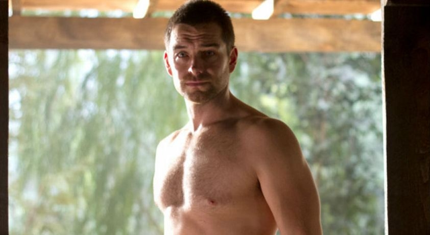 Banshee: Antony Starr nell'episodio Half Deaf Is Better Than All Dead