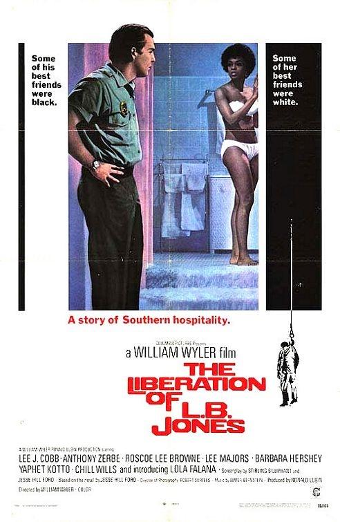 La liberazione di L.B. Jones: la locandina del film