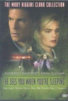 Ti ho guardato dormire: la locandina del film