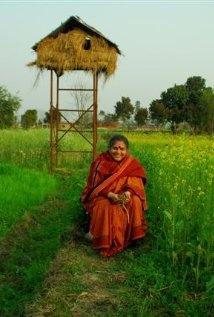 Una foto di Vandana Shiva
