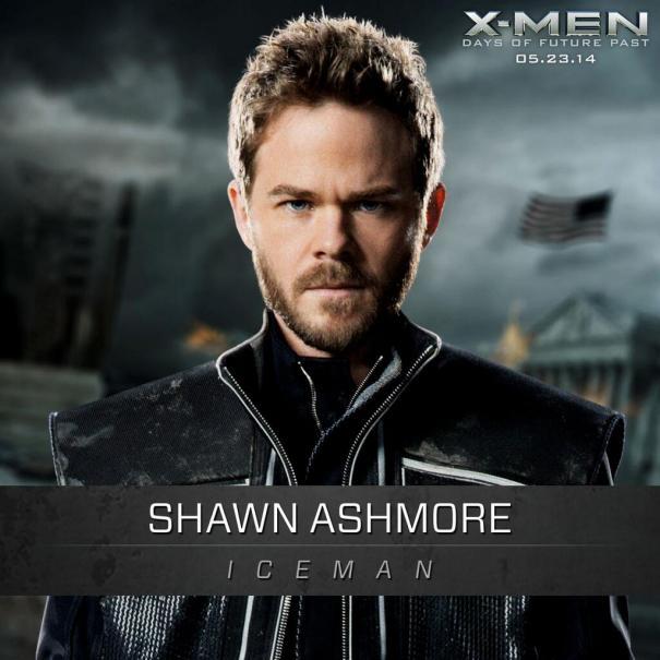 X-Men: Days Of Future Past: Un'immagine promozionale di Shawn Ashmore