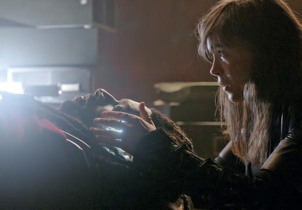 X-Men: Giorni di un futuro passato - Ellen Page in azione