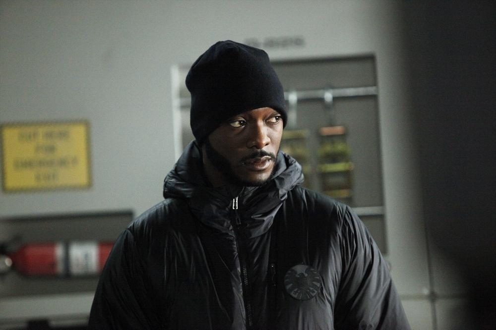 Agents of S.H.I.E.L.D.: B.J. Britt nell'episodio Providence, della prima stagione