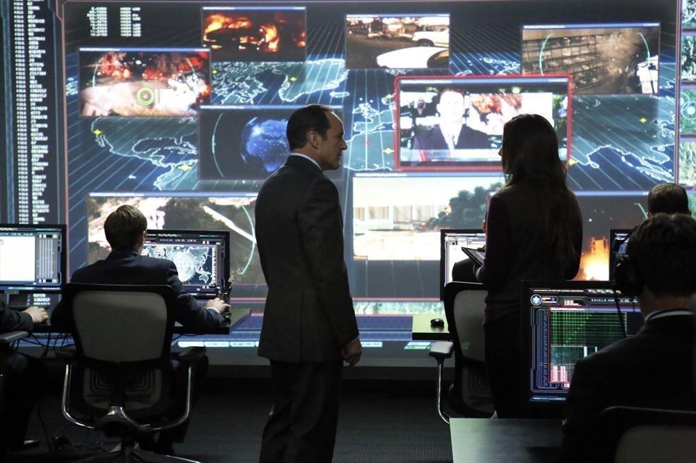 Agents of S.H.I.E.L.D.: Clark Gregg nell'episodio Providence